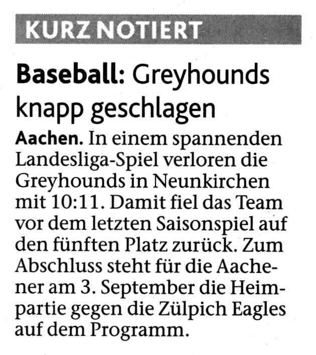 aachen greyhounds